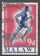 Malawi 1970. Scott #133 (U) Coureur, Runner - Malawi (1964-...)