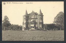 +++ CPA - ACHET - Château Monin - Nels N° 197   // - Hamois
