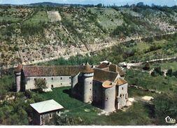 Vaillac Belle Vue Aérienne Le Château - Other Municipalities