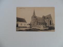 Vertrijk ( Vertrijck)  :   Kerk - Boutersem