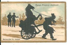 Chromos  Cacao Fourey Gailland - Other
