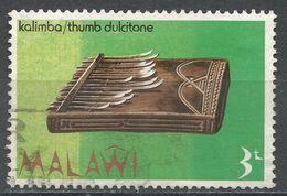 Malawi 1973. Scott #209 (U) Musical Instrument, Instrument De Musique, Thumb Dulcitone - Malawi (1964-...)