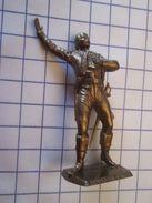 MOK414C : Figurine Publicitaire Années 50/60 Plastique Dur MOKAREX / HISTOIRE DE FRANCE : ROUGET DE L'ISLE - Figurines