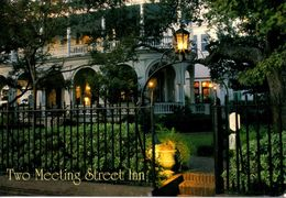 Charleston : Two Meeting Street Inn - Charleston