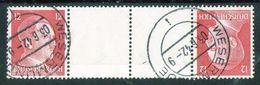 ALEMANIA REICH - Zusammendrucke-Mi. KZ41-N-10922 - Se-Tenant