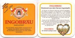 #D166-142 Viltje Ingobräu - Sous-bocks