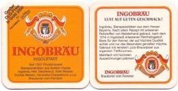 #D166-145 Viltje Ingobräu - Sous-bocks