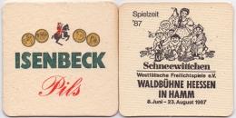 #D166-186 Viltje Isenbeck - Sous-bocks