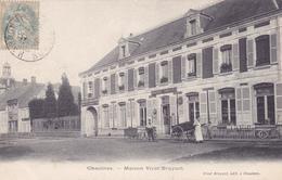 Chaulnes Maison Vivot 1908 - Chaulnes