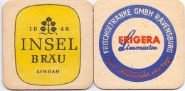 #D166-233 Viltje Inselbrauerei - Sous-bocks