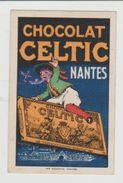 Image - Chromo CHOCOLAT CELTIC NANTES - Chocolat