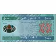 TWN - MAURITANIA 19 - 1000 1.000 Ouguiya 28.11.2014 Polymer DA - A UNC - Mauritania