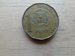 Dominicaine 1  Peso  1992  Km 80 - Dominicana