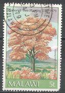 Malawi 1979. Scott #342 (U) Brachystegia Spiciformis, Arbre, Tree - Malawi (1964-...)