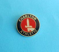 CHARLTON ATHLETIC FC London - England Football Soccer Club Pin Badge Fussball Anstecknadel Distintivo Futbol Brittish - Football