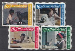 Ned.Antillen 1968  Nvph Nr: 400-403 Für Das Kind  Neuf Sans Charniere-MNH-Postfris - Niederländische Antillen, Curaçao, Aruba