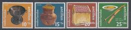 Ned.Antillen 1971  Nvph Nr: 436-439 Cultuur  Neuf Sans Charniere-MNH-Postfris - Curaçao, Antilles Neérlandaises, Aruba