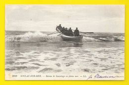 SOULAC Sur MER Rare Bateau De Sauvetage (LL) Gironde (33) - Soulac-sur-Mer