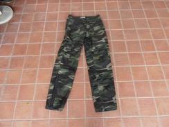 Pantaloni Ragazzo Militari Taglia 42 - Equipement