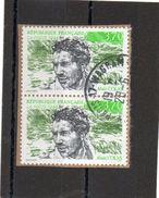 FRANCE   2 Timbres Se Tenant 3,70 F    1994    Y&T :2913   Sur Fragment   Oblitérés - France