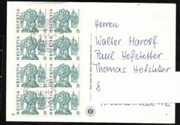 ZIEGE Geiss Ich Hab Dich Zum Fressen Gern Dietfurt Briefmarken ! 1981 - Animaux & Faune