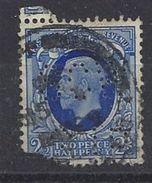 GB 1934  KG V. 2.1/2d (o) SG.443. Mi.179. (perfin.SCWS Ld) - Great Britain