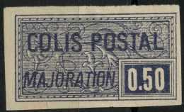 France Colis Postaux (1918) N 26 (charniere) - Parcel Post