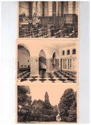 Huldenberg - Keyhof  Klooster Der Zusters Annonciaden 3 Kaarten 15x10,5cm - Huldenberg
