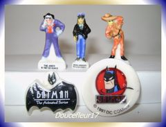 Batman ... Lot De 5 ...  Ref AFF : 6-1996...(pan 0037)) - Strips