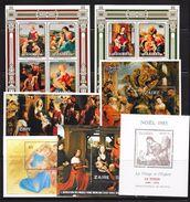 ZAIRE. CONJUNTO DE HOJAS BLOQUE - Stamps