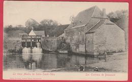 Solre-Saint-Géry ( Enivrons De Beaumont ) - Le Vieux Moulin - 1906 ( Voir Verso ) - Beaumont