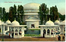 CRYSTAL PALACE EXHIBITION - INDIAN TEMPLE - Tentoonstellingen