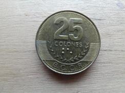 Costa Rica  25  Colones  2005  Km 229 - Costa Rica