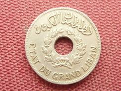 LEBANON Monnaie De 1 Piastre 1925 - Liban