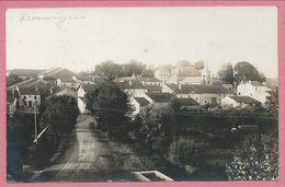 57 - VERNINGEN - VERNY - Carte Photo - Foto - Vue Du Village - Feldpost - Guerre 14/18 - France
