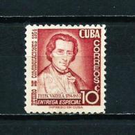 Cuba  Nº Yvert  Urgente-18  En Nuevo - Timbres Express