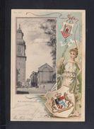 Aschaffenburg Präge-AK 1903 - Aschaffenburg