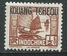 Kouang Tcheou - Yvert N° 100 **   - Aab13432 - Kouang-Tcheou (1906-1945)