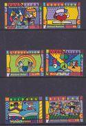 UNO 1999 NY, Geneva, Vienna  Education 3x2v ** Mnh (36906) - Gezamelijke Uitgaven New York/Genève/Wenen