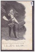 DISTRICT DE VEVEY - VEVEY - L'ARMAILLI CHANTEUR CURRAT A L'EXPOSITION DE 1901 - TB - VD Vaud