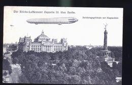BERLIN ZEPPELIN - Deutschland