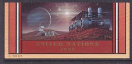 UNO NY 1999 Space 2v ** Mnh (36906G) - New York - Hoofdkwartier Van De VN