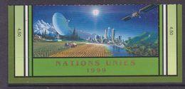 UNO Geneva 1999 Space 2v ** Mnh (36906C) - Genève - Kantoor Van De Verenigde Naties