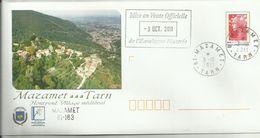 PAP Mazamet (Tarn) Premier Jour 03.10.2011 - Prêts-à-poster:  Autres (1995-...)