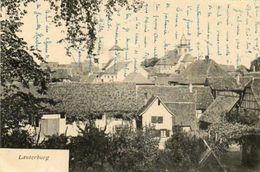 CPA - LAUTERBOURG (67) - Aspect Du Bourg En 1927 - Lauterbourg
