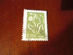 OBLITERATION CHOISIE  SUR TIMBRE   YVERT N° 3736 - France