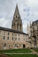 Vendome (41)- Cour Du Cloître De L'Abbaye (Edition à Tirage Limité) - Vendome