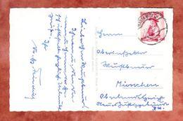 AK Maria-Woerth, EF Trachten, Nach Muenchen 1958 (42079) - 1945-60 Lettres