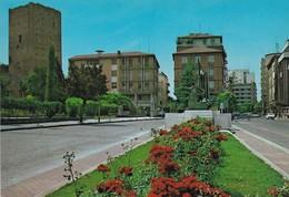 ROVIGO,VENETO. PLAZA MATTEOTTI. AVENIDA DEL PUEBLO - ITALIA/L'ITALIE/ITALY - CIRCA 1990S - BLEUP - Rovigo