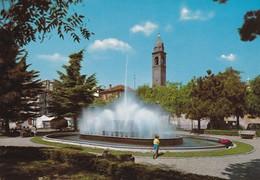 ROVIGO,VENETO. PLAZA ROMA  - ITALIA/L'ITALIE/ITALY - CIRCA 1980S - BLEUP - Rovigo